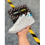 Женские белые с изображением кроссовки Adidas Superstar - N16271