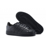 Мужские кроссовки Adidas Originals Superstar Supercolor (black) - N10702