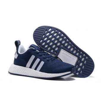 Кроссовки NMD City dark- blue - N10519