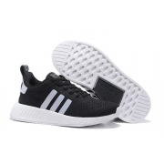 Кроссовки Adidas NMD Runner black/white - N10517