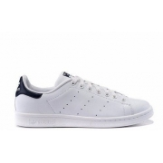 Мужские кроссовки Adidas Stan Smith bold (black/white) - N10713