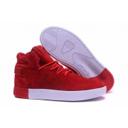 Женские Adidas Tubular Invader Strap (red) - T10656