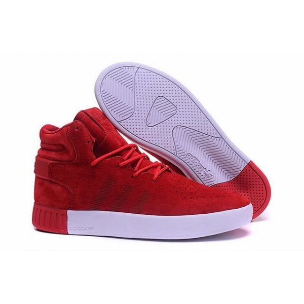 buy popular 34d64 99747 Женские Adidas Tubular Invader Strap (red) - T10656
