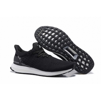 Мужские кроссовки Adidas Ultra Boost Uncaged black/white - N10622
