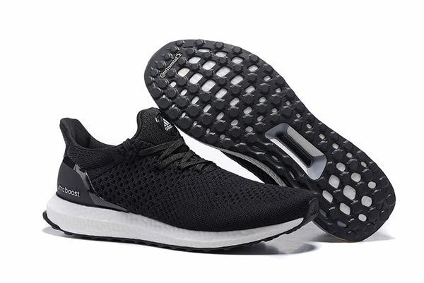 6be9325e1 Мужские кроссовки Adidas Ultra Boost Uncaged black/white - N10622