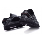Кроссовки Adidas Yeezy Boost 350 black/grey - Y10339