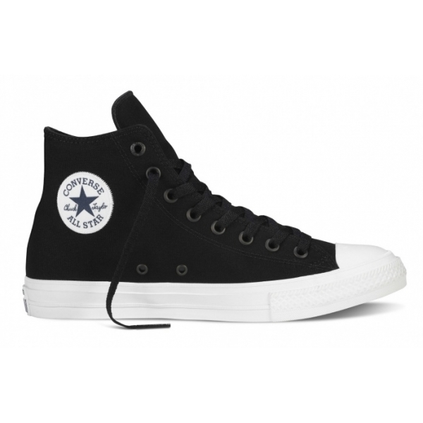 68911878 Женские Converse Chuck Taylor All Star II black-white - К10905 ...