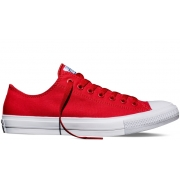 Женские кеды Converse Chuck Taylor All Star II red - К10499