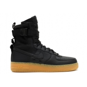 Женские Nike Air Force Utility black - K10987