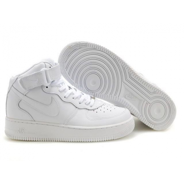 Мужские кроссовки Nike Air Force hight white - F003 ... ff9a74f5ad1
