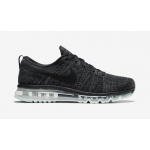 Кроссовки Nike Air Max Flyknit 2016 black - N001