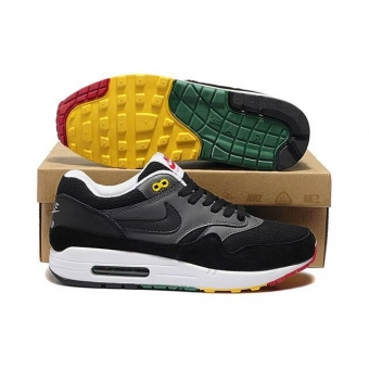 Кроссовки Nike Air Max 87 grey-black  - N006
