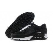 Кроссовки Nike Air Max 90 black white - N003