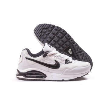 Женские кроссовки Nike Air Max Skyline white/black - N001