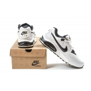 Мужские Nike кроссовки Air Max Skyline white/black - N002