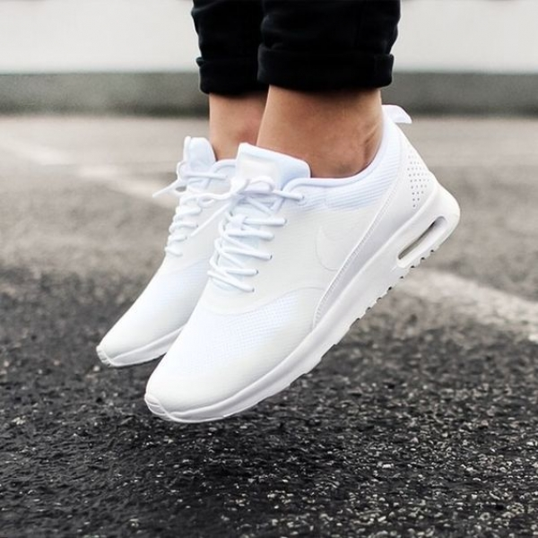 12c86f88 ... Женские кроссовки Nike Air Max Thea white - N001