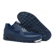 Кроссовки Nike Air Max Hyperfuse dark blue - N002