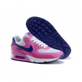 Женские кроссовки Nike Hyperfuse pink-white - N001
