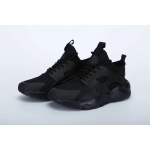 Женские кроссовки Nike Air Huarache ultra triple black - H11098