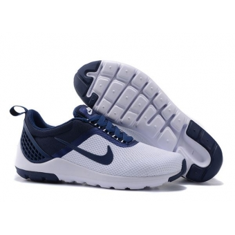 Мужские кроссовки Nike Lunarestoa 2 Essential white - blue - N10812