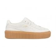 Кроссовки Puma by Rihanna x Creepers white - P001