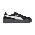Кроссовки Puma by Rihanna black / white - P002