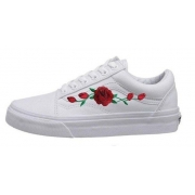 Кеды Vans Old Skool white - K11032