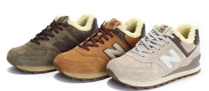New Balance winter каталог