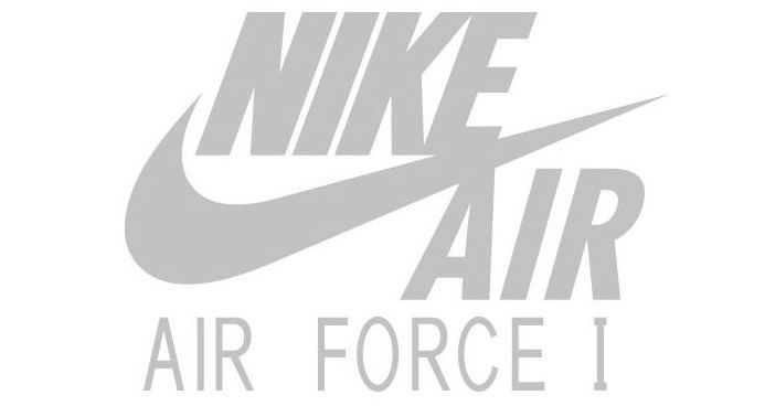женские Nike Air Force Utility black киев фото