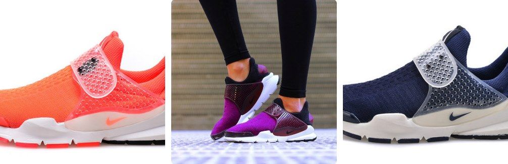 кроссовки Nike Sock Dart Tech Fleece